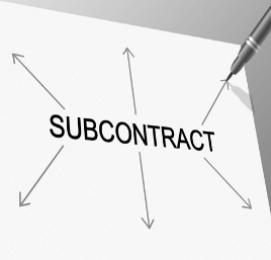 Subcontract